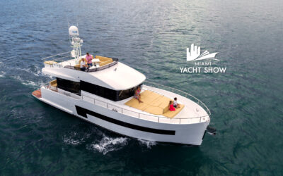 Sundeck Yachts taking part to the Miami Yacht Show 2020!